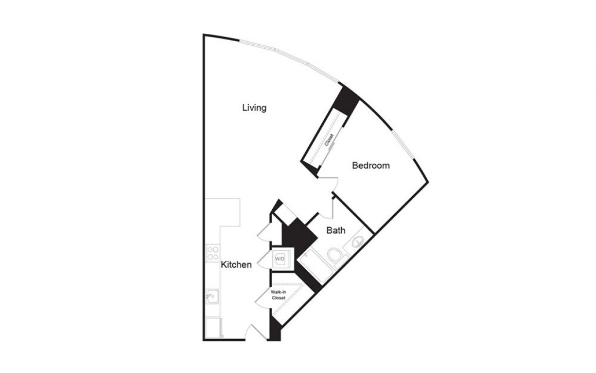 A | Floors 4-15