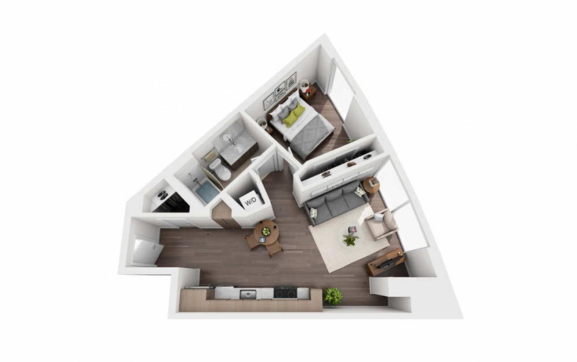 B | Floors 16-35