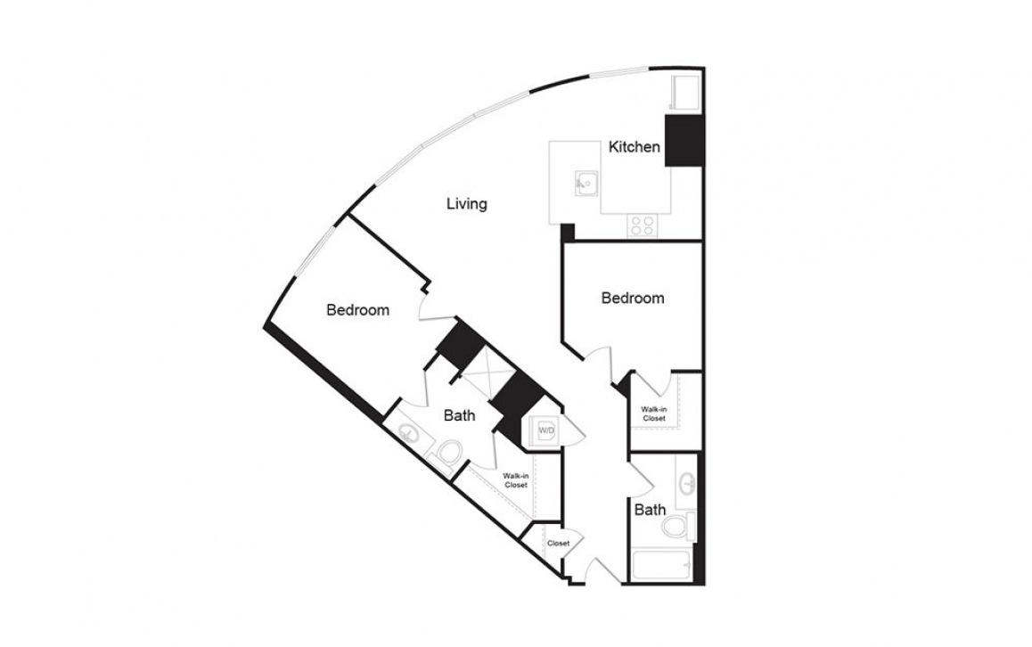 D | Floors 4-15