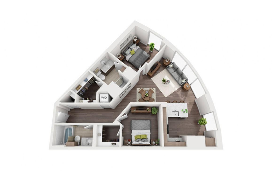D | Floors 16-35