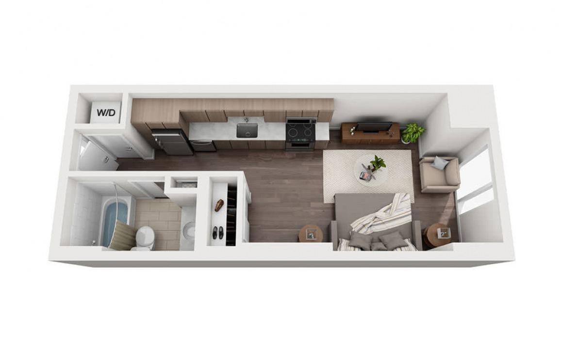 J | Floors 2-6