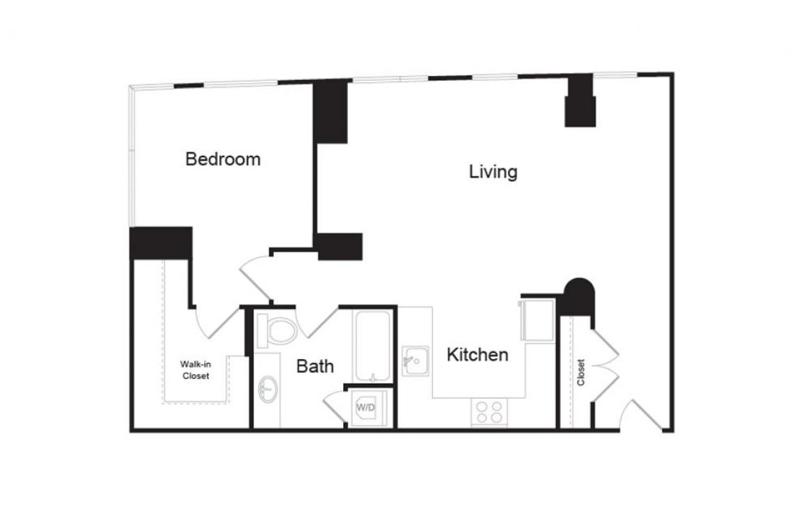K | Floors 2-3
